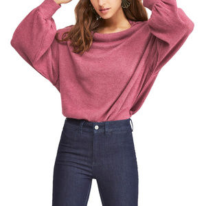 Free People WTF Main Squeeze Top M Retail:$78